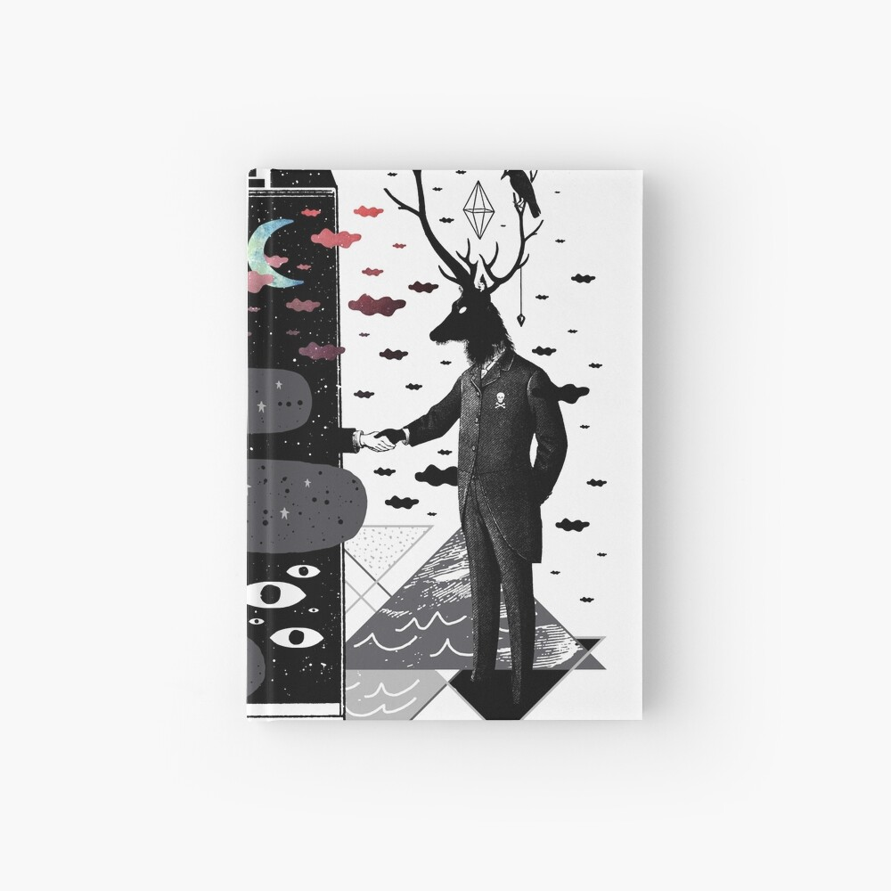 Take it or dream it Hardcover Journal