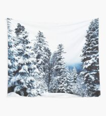 Winter Peace Wall Tapestry