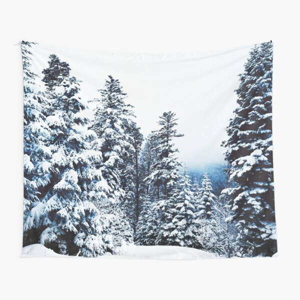 Winter Peace Tapestry