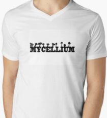 MYCELIUM  V-Neck T-Shirt