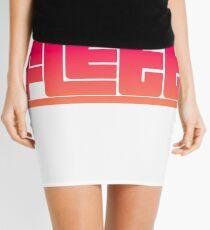 Harry Flett logo Mini Skirt
