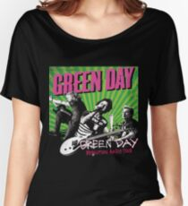 Revolution radio green day Women's Relaxed Fit T-Shirt