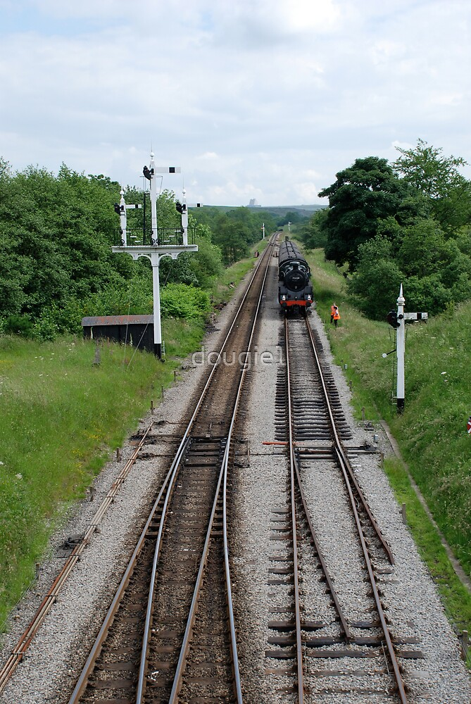 Pickering to Grosmont  by dougie1