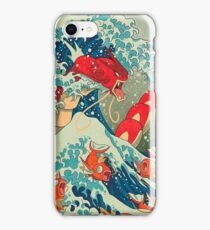 Gyarados Red Cell Phone Case iPhone Case/Skin