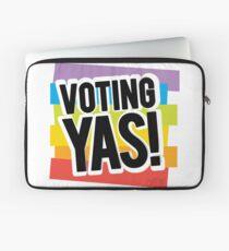 Voting YAS Laptop Sleeve