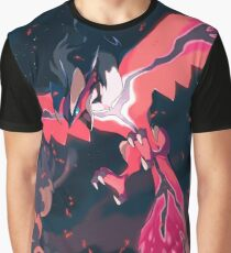 Yveltal Pokemon Y Cell Phone Case Graphic T-Shirt