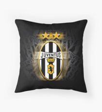 juventus Throw Pillow