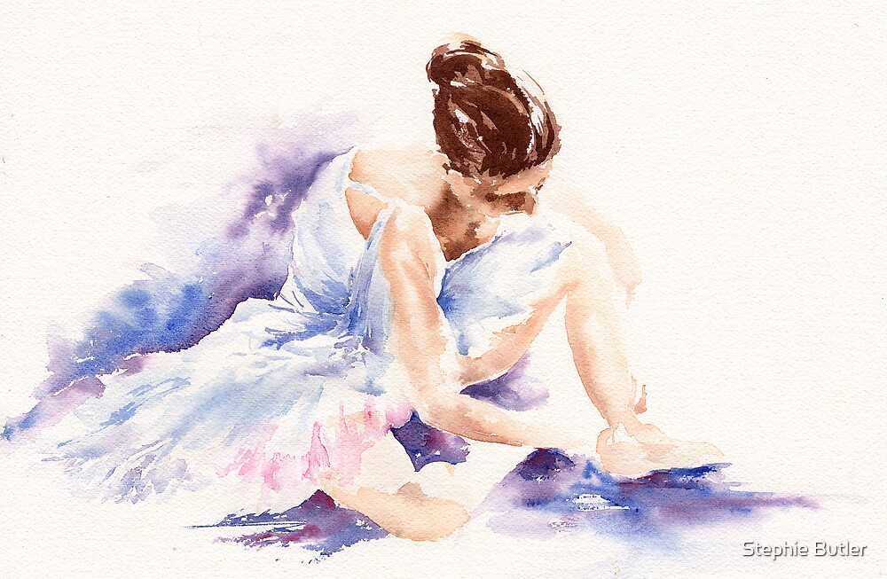 Ballerina by Stephie Butler