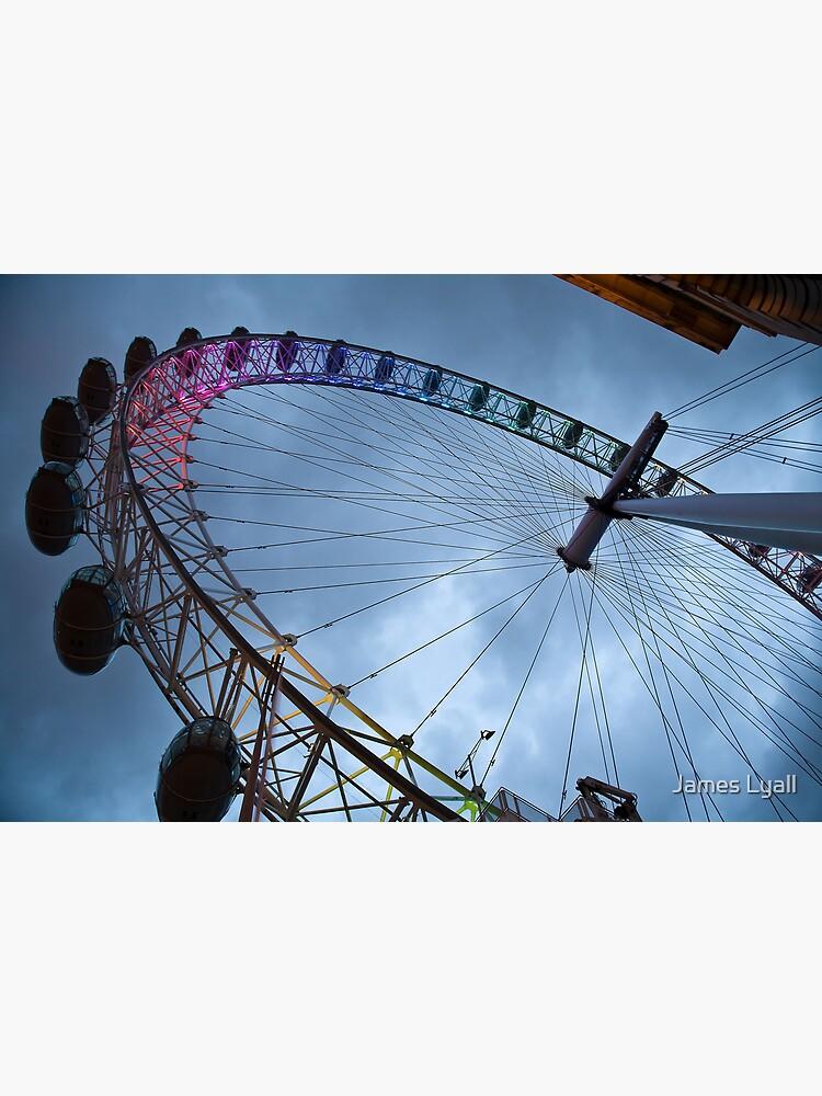 Millennium Wheel by corwin