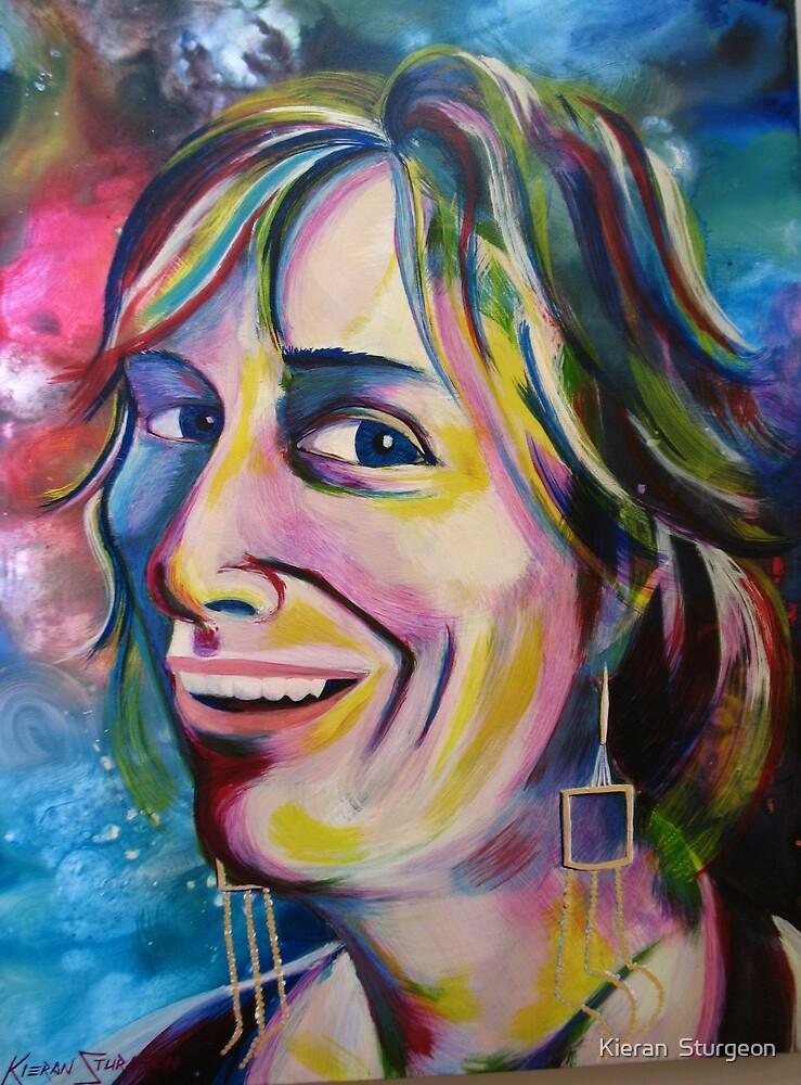 Cheeky (Deb Gillett) by Kieran  Sturgeon