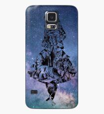 Alice in the Sky Case/Skin for Samsung Galaxy