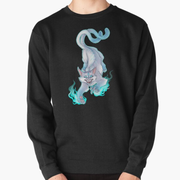 Fury of the Nekomata Pullover Sweatshirt