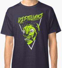 Reptilians Classic T-Shirt