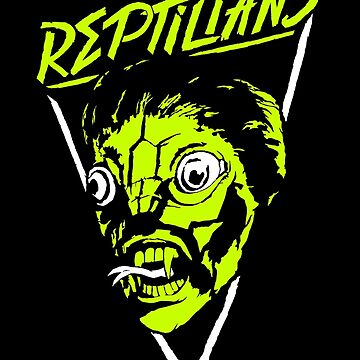 Reptilians by adriangemmel