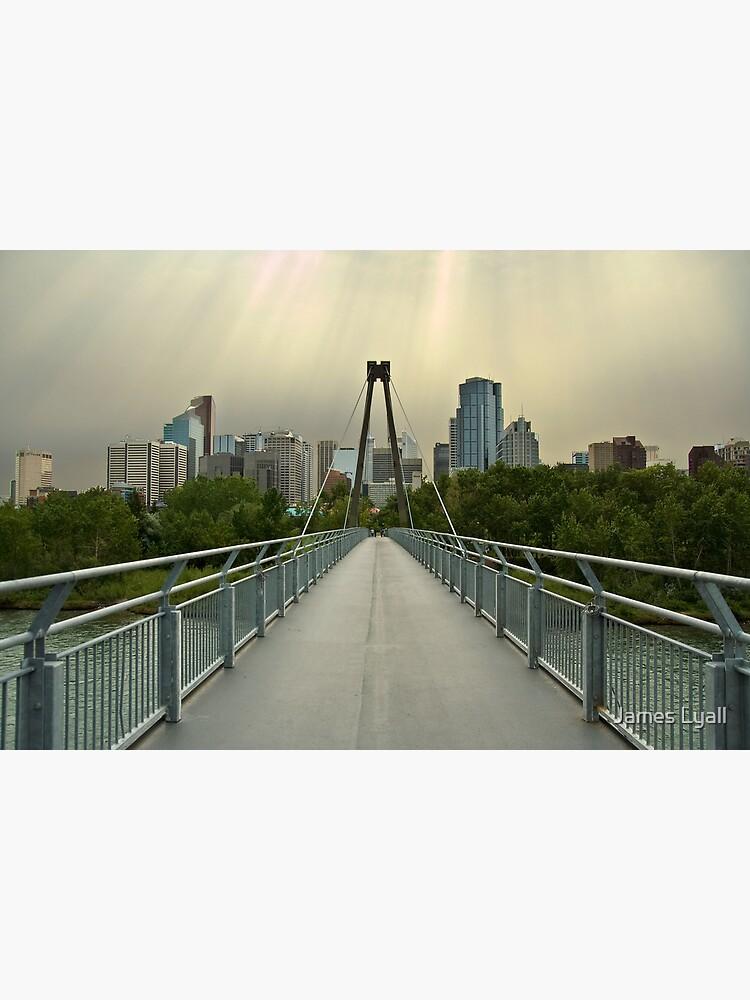 Calgary Skyline by corwin