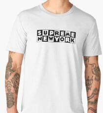 Supreme x Cartoon Network T-Shirt Design *RARE* Men's Premium T-Shirt