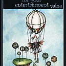 I love you for entertainment by Jenny Wood