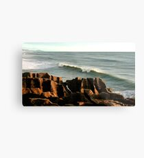 Layer upon layer upon layer Metal Print