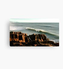 Layer upon layer upon layer Canvas Print