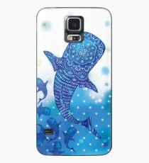 Marokintana - Whale Shark I Case/Skin for Samsung Galaxy