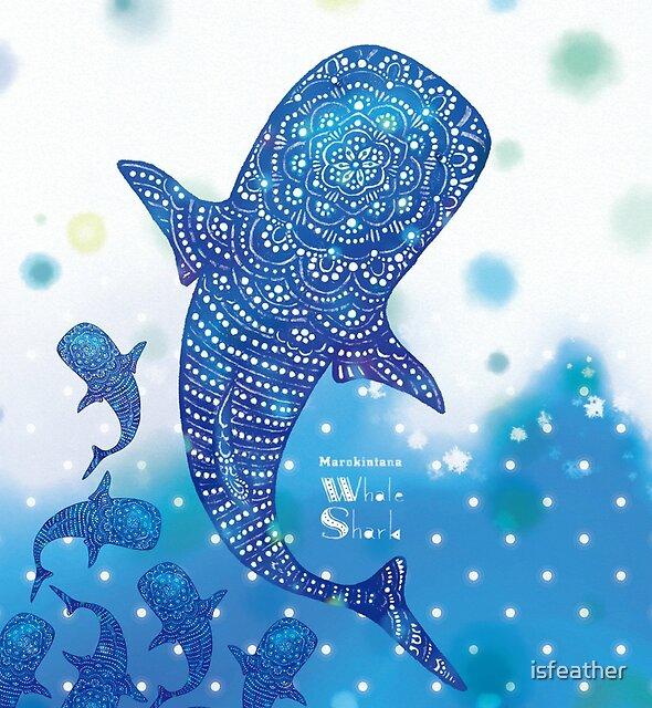 Marokintana - Whale Shark I by isfeather