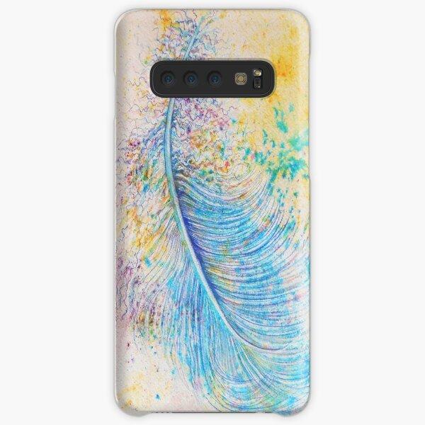 Feather Samsung Galaxy Snap Case