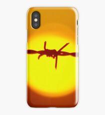 Hot wire iPhone Case/Skin