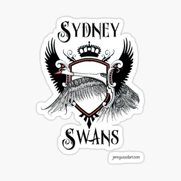 Sydney Swans Sticker