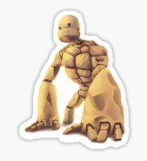 Stone Golem Sticker