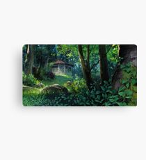 Studio ghibli Canvas Print