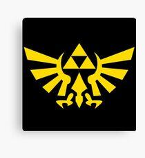 The Legend of Zelda - Triforce Canvas Print