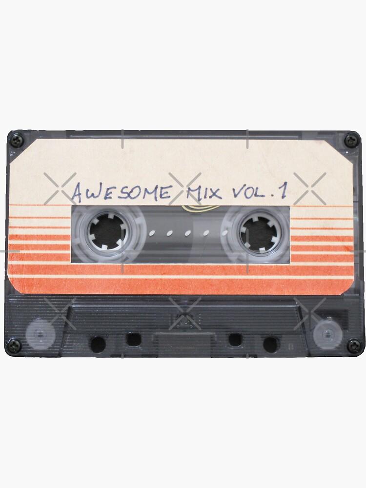 Awesome Mix Vol. 1 by FelixxBear