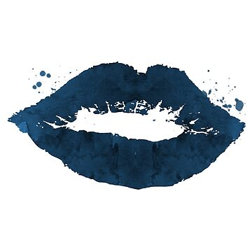 A kiss by TheJollyMarten