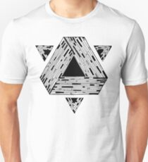 Psychedelic geometry T-Shirt