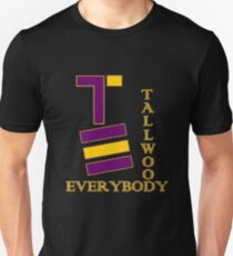 Everybody Tall by Niquole Blue T-Shirt