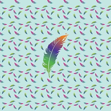 Feather Design by taimurtaimur