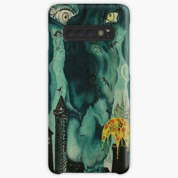 The Sandman by Salvador Dali Samsung Galaxy Snap Case