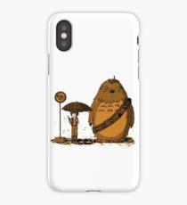 My Neighbour Chewie II iPhone Case/Skin