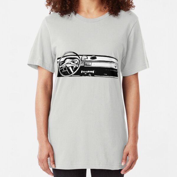 Fiat Dash  Slim Fit T-Shirt