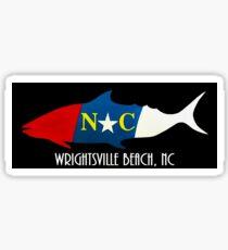 NC Spanish  (Wrightsville Beach,NC)   Sticker