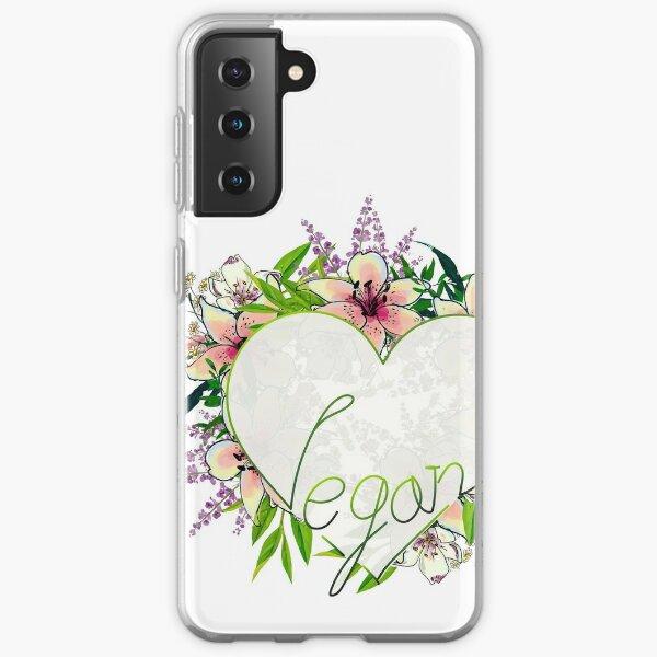 Love Vegan Samsung Galaxy Soft Case