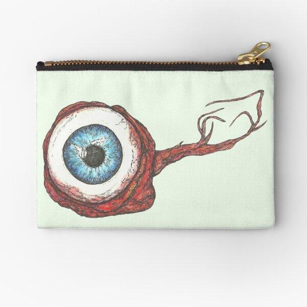 Eyeball Zipper Pouch