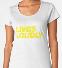 The Dogma Lives Loudly Within You Women's Premium T-Shirt