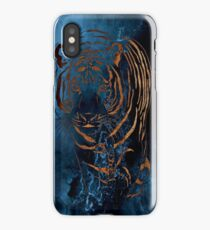 Mystical Tiger iPhone Case/Skin