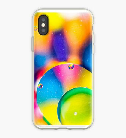 Oil & Water 6 iPhone Case
