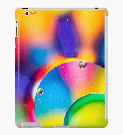 Oil & Water 6 iPad Case/Skin