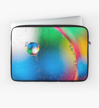 Oil & Water 2 Laptop Sleeve