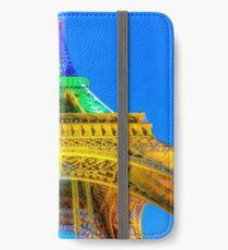 Eiffel Tower 2 iPhone Wallet/Case/Skin