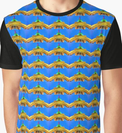 Eiffel Tower 2 Graphic T-Shirt