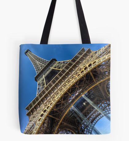 Eiffel Tower 3 Tote Bag